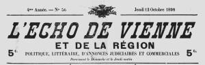 titre de l'autre journal 1898