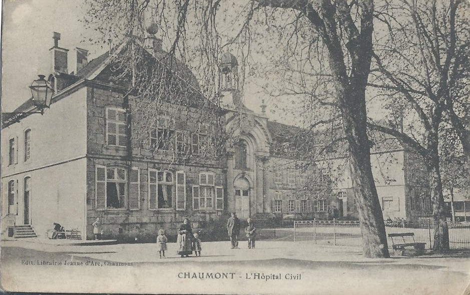 hôpital civil de Chaumont