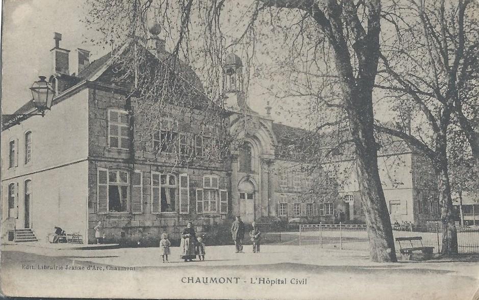 hôpital civil de Chaumont